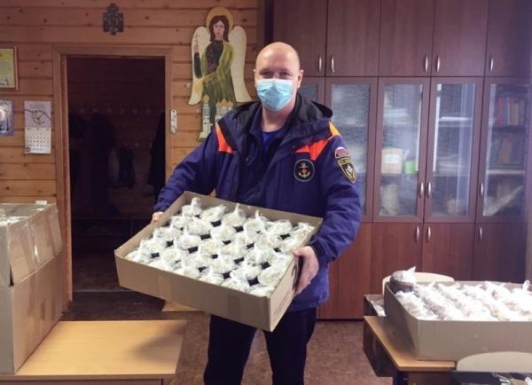 В Вологодской епархии проходит пасхальная благотворительная акция