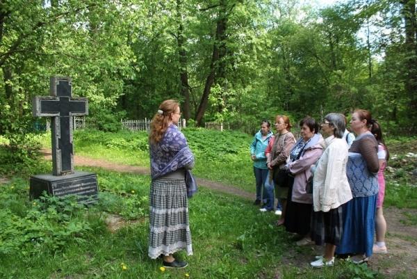 Участники проекта «Служение доброй воли» продолжают знакомиться с историей и достопримечательностями Вологды
