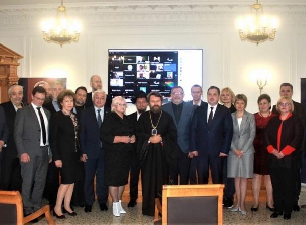 Вологодская духовная семинария вошла в состав Научно-образовательной теологической ассоциации